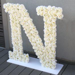 אות פרחים