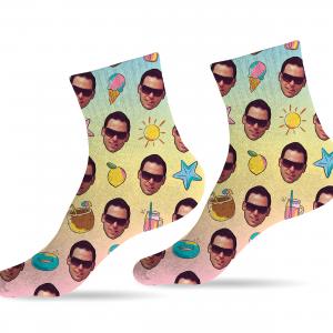גרביים דגם סאמר וויבס